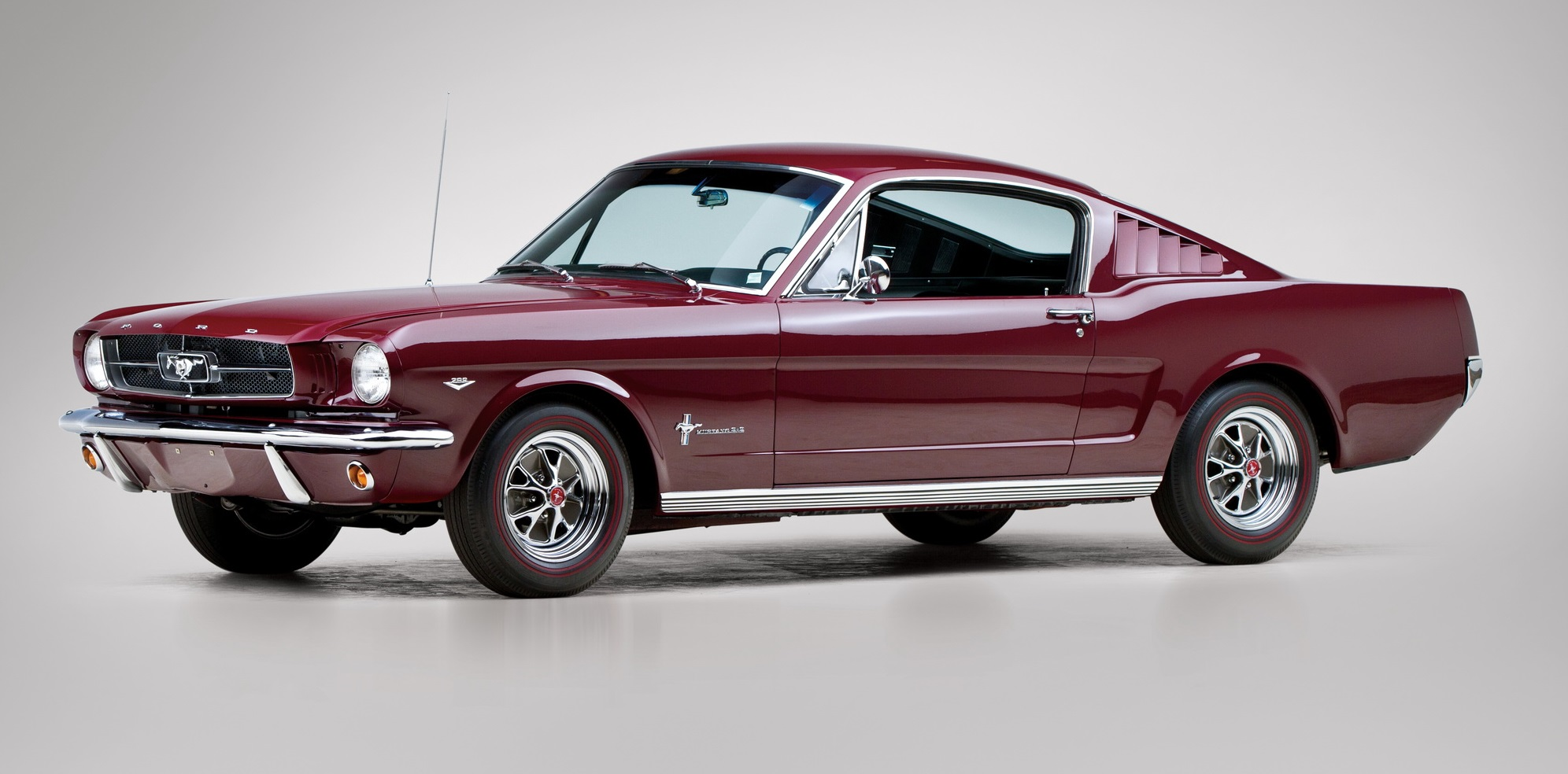 History Of The Ford Mustang 1964 Gt Convertible 1965 2 Fastback
