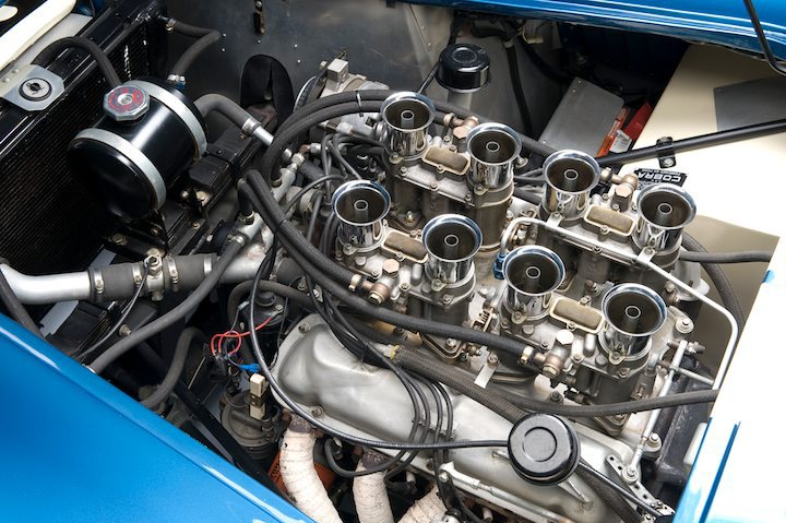 1965 Shelby Cobra Roadster Engine